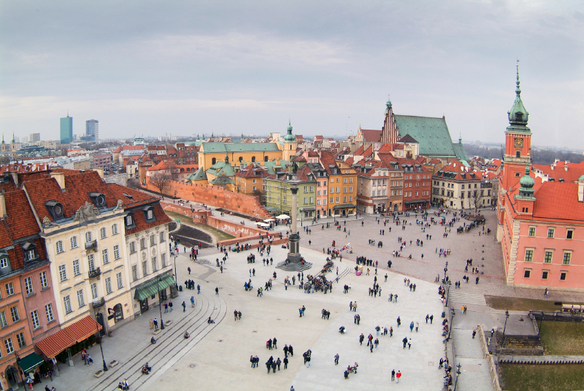 Why Warsaw & Prague is so…